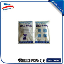instant ice pack cold packs