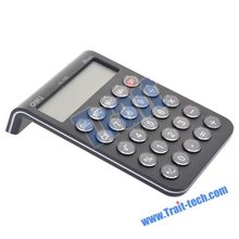 DL-1261 Large LCD Display 8 Digit Desktop Solar Dual Power Scientific Electronic Calculator
