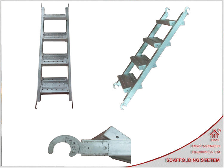 Metal Scaffolding Ladders : Scaffolding step ladder steel