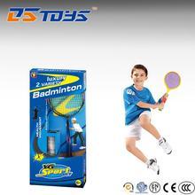 Wholesale plastic light weight toy top brands of badminton rackets for children