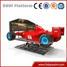 arcade driving machine/ racing video arcade machine/ Driving riding games