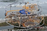stainless steel net crab trap