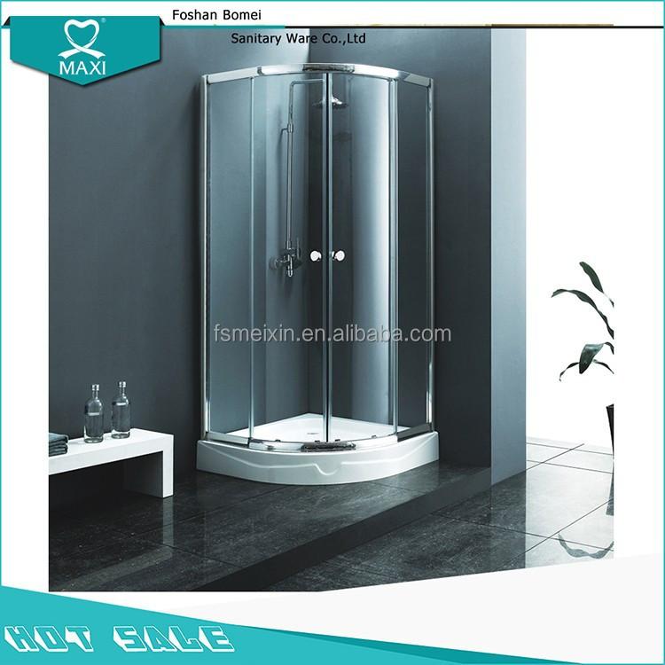Wholesale M 30242 Glass Block Shower Enclosure Walk In Shower Enclosure Showe
