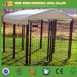 Boxed Outdoor welded Dog kennel