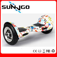 10 inch 700W Motor power Big Scooter two wheels self balancing electric scooters smart standing balance board