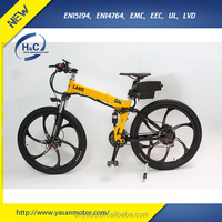 """26"""" 36V10A Lithium battery 7 gears,Hummer electric moutain bike"""