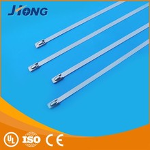 stainless steel cable ties(buy direct from china factory) UL