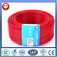 IEC 60227 fireproof electric wire and cable 20mm