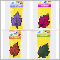 China manufacturer customized printing 100% natural paper Air freshener for car