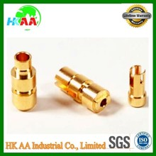 High precision plungers shafts, brass plungers shaft for custom design service