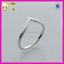 Classic cheap rings simple rings fashion hot sale wholesale 925 silver fashion midi rings