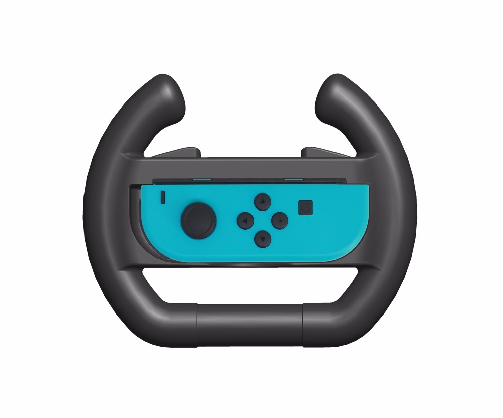2017 Venda Quente Duplo Roda Motriz para Nintendo Controlador de Interruptor Alegria-Con