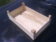 Wooden Boxes for packing fruit and vegetables