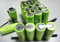 High efficiency 13V 7.5Ah 26650 Lifepo4 Battery Pack 4S3P