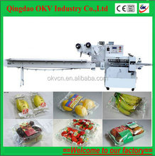 Fast speed fresh vegetable / fruit packing machine with best price