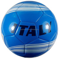 wholesale soccer ball football /inflatable durable PVC promotion soccer &football