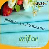 65% polyester 35% cotton plain poplin tc white pocketing fabric