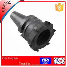 Custom Made Six PCD Insert Precision Face Mill PCD End Mill Cutter