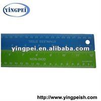 metal ruler, steel ruler