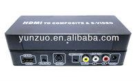 HDMI To AVI / S-video
