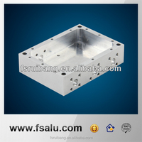 cnc milling machined aluminum hammond box 1590b