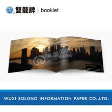 hifi color paper album printing, memorial book printing, high-grade fine coated art paper
