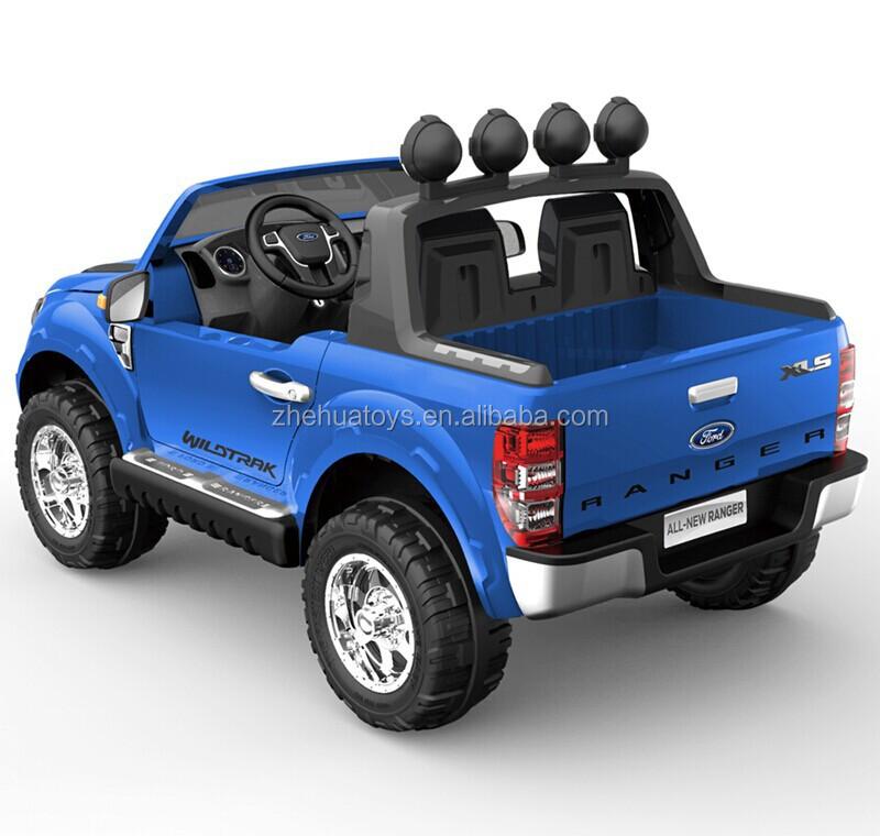 Ford Ranger A4 BLUE2