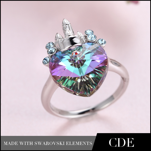 Factory Direct Sale CDE 925 Silver Jewelry