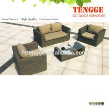 terraço de lazer sofá conjunto