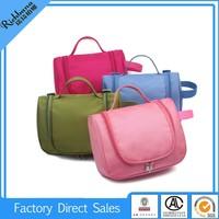 Cheap wholesale cosmetic travel bag/folding travel cosmetic bag/travel washing bag for women