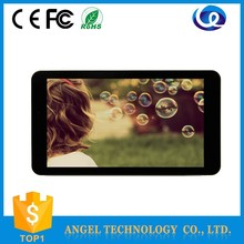 7 inch 1024x600 Pixels resistive screen game android tablet 4g lte gps wifi