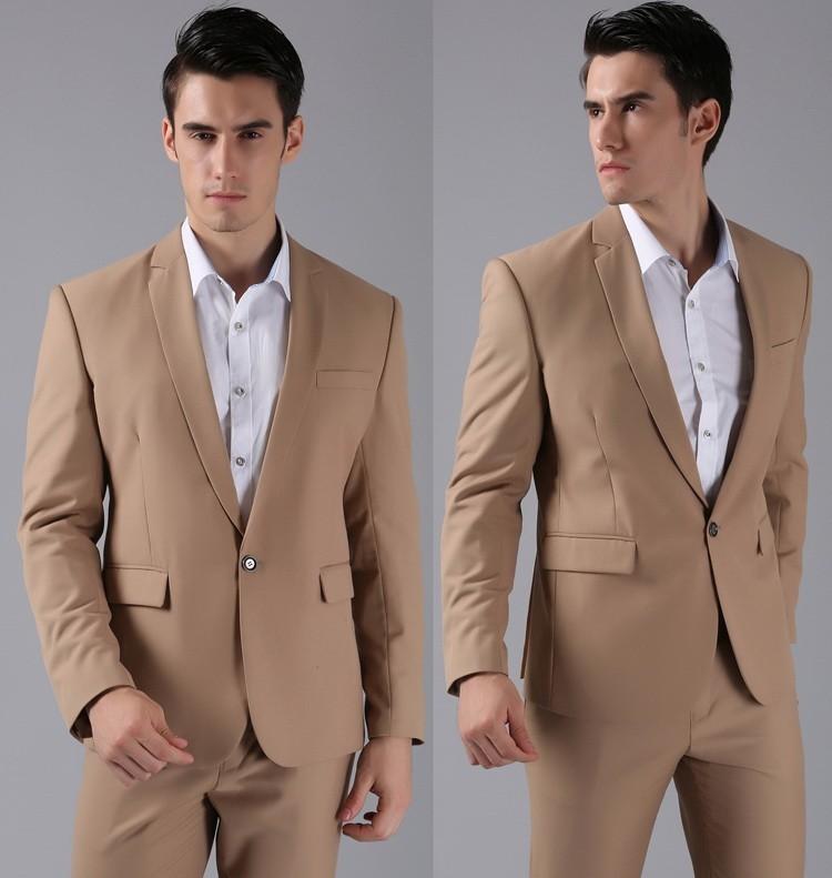HTB1LXNpFVXXXXbEXXXXq6xXFXXXQ - (Jackets+Pants) 2016 New Men Suits Slim Custom Fit Tuxedo Brand Fashion Bridegroon Business Dress Wedding Suits Blazer H0285