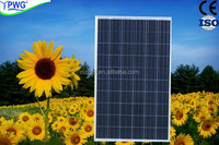 High quality and cheap price 250w poly crystalline solar panel