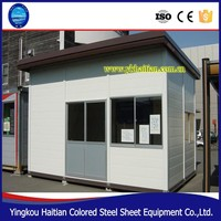 20ft modular shipping container house/container house in china