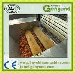 Magical removing cherry stalk machine ,cherry/fruit processing machine