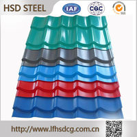 Steel Sheets plate,type corrugated color roof