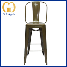 2015 Morden Outdoor Industrial Metal Bar Tables/High bar chair