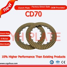 100CC motorcycle parts china,optional motorcycle clutch plate,black Bajaj clutch plate