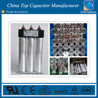 Excellent Design Low Price China Factory power factor compensate capacitor