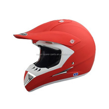 Red hot sale dirt bike parts motorcycle helmets