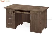 modern design melamine office staff desk/ hot sale clerk desk HY-Z28