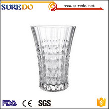 Tall Wild-mouth Whisky Soft Drink Glass Cup
