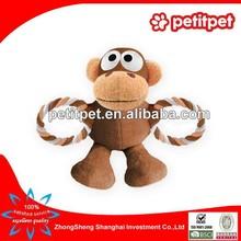 pet dog toy/dog sex toy/ plush monkey toys