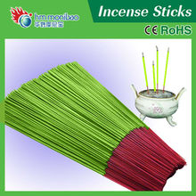 Monibao Apple-1a herbal bamboo unscented incense sticks(CE/ROHS)