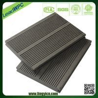 saving forest resources redwood color outdoor wpc decking