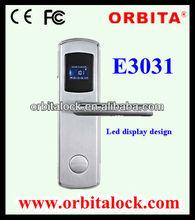 ORBITA rfid hotel card lock with SOFTWARE FREE