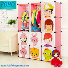 Living Room Cabinet Specific Use and Modern Appearance Children Bedroom Wardrobe Design Portable Folding Garage