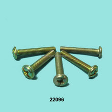 M4X25MM FIXINGS SCREWS FOR CABINET HANDLES & KNOBS