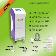 Heta H-2004C Body simming RF roller cavi lipo Cool shape ultra lipo machine