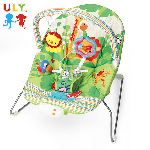 Rainforest oyuncaklar müzikal titreşimli fedai ile fisher fiyat bebek sandalyesi bebek